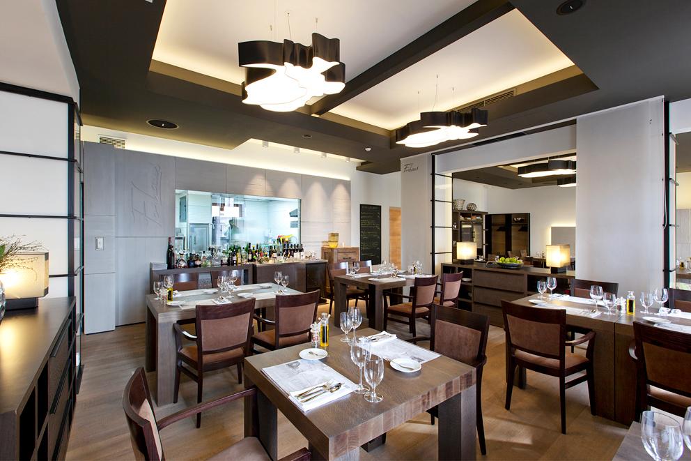 Ozvučení restaurace, Forhaus, Brno